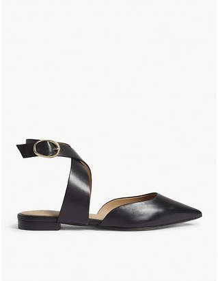 Maje Fimea leather sandals