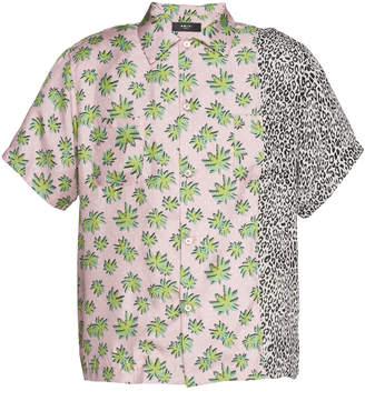 46347ec60d2 Men Pink Silk Shirt - ShopStyle