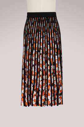 Kenzo Printed midi skirt