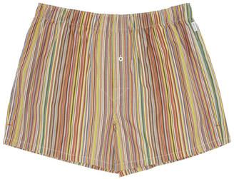 Paul Smith Multicolor Striped Boxer Briefs