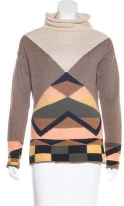 Etro Wool & Silk-Blend Sweater