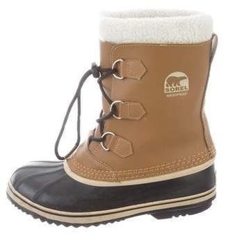 Sorel Caribou Mid-Calf Waterproof Boots
