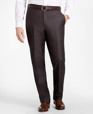 Brooks Brothers Madison Fit Plaid Trousers