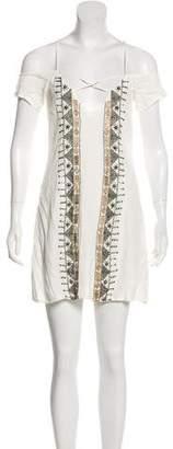 Cleobella Sleeveless Mini Dress w/ Tags