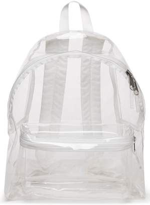 Eastpak Transparent Padded Pak'r(R) Backpack