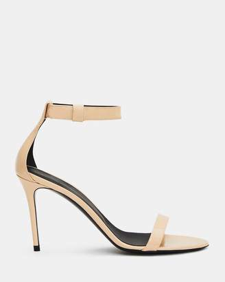 Theory Patent Leather High Heel Sandal