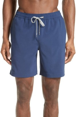 Men's Onia Charles Swim Trunks $130 thestylecure.com