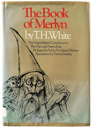 The Book of Merlyn, First Edition