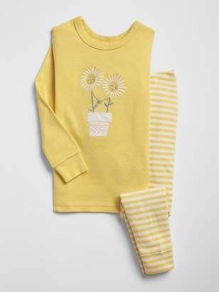 Gap Sunflower PJ Set