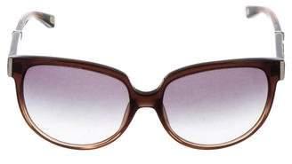 Marc Jacobs Ombré Oversize Sunglasses