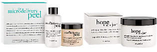 philosophy Super-Size Vitamin C Peel & Hope Ina Jar