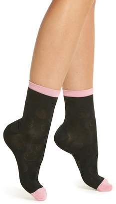 Happy Socks Hysteria by Viktoria Ankle Socks