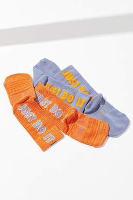 Nike Sportswear Just Do It Crew Sock 2-Pack
