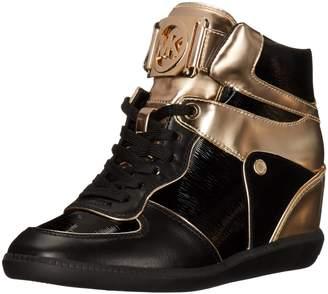 Michael Kors Women's Nikko High Top Fashion Sneaker