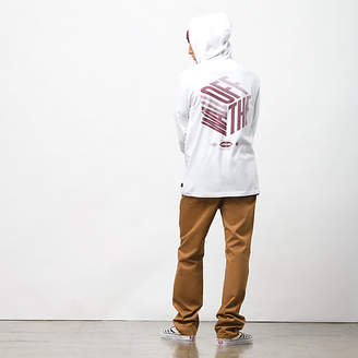 Van Doren Long Sleeve Hooded Shirt