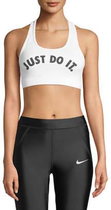 Nike Victory Just Do it Racerback Sports Bra