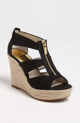 MICHAEL Michael Kors 'Damita' Wedge Sandal