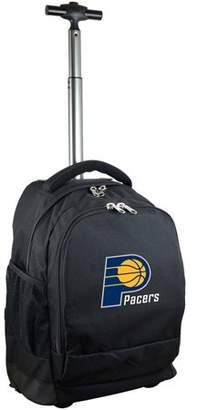 Denco Mojo Licensing Premium Wheeled Backpack - Indiana Pacers