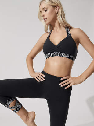 Beyond Yoga BADLANDS BRA