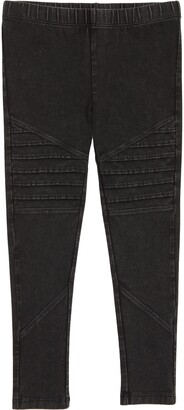 Tucker + Tate Stretch Cotton Moto Leggings