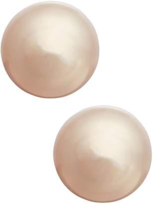 Fine Jewellery Kids 14K Pink Pearl Stud Earrings