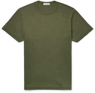 Alex Mill Slub Cotton-Jersey T-Shirt