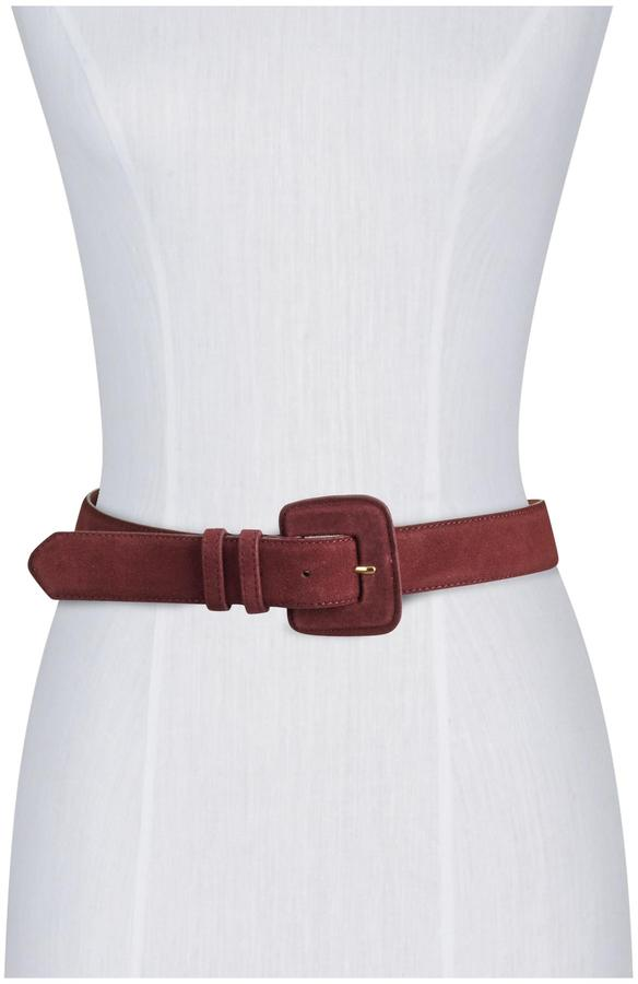 Juicy Couture Tinley Road Suede Belt