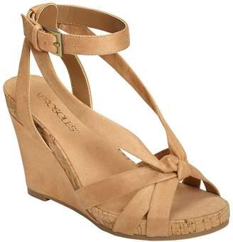 5ec0364de7c Aerosoles High Wedge Sandals - Fashion Plush