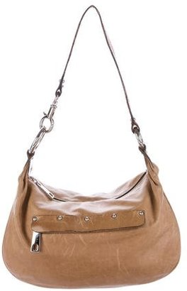 Marc Jacobs Textured Leather Hobo $95 thestylecure.com