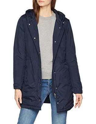 Gant Women's O2. Padded City Parka Jacket,(Size:M)