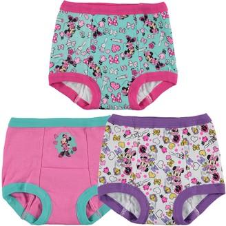 Disney Disney's Minnie Mouse Toddler Girl 3-pk. Training Pants