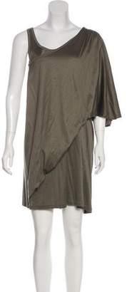 Zucca Layered Asymmetrical Dress