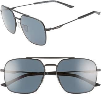 Smith Double Down 58mm ChromaPop(TM) Polarized Navigator Sunglasses