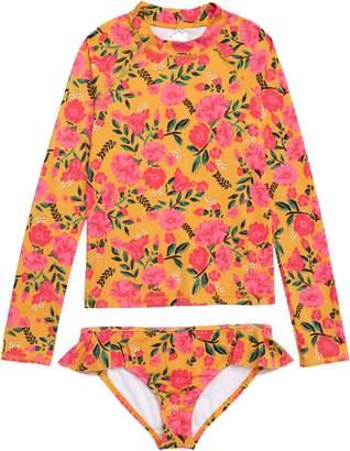 Billabong Sun Dream Long Sleeve Rashguard Swimsuit
