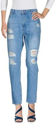 Anine Bing Denim pants - Item 42595220LR