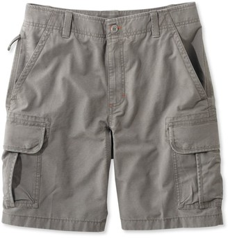 L.L. Bean Men's L.L.Bean Allagash Cargo Shorts, Natural Fit