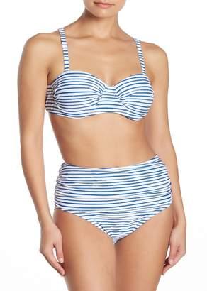 00405fb2029 Nicole Miller Studio Molded Cup Bikini Top