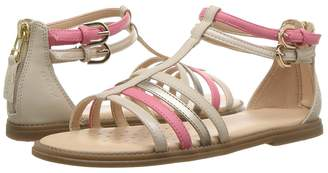 Geox Kids Jr Sandal Karly Girl 12 Girl's Shoes