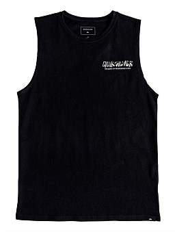Quiksilver The Original M And W Muscle Yt Tee (Boys 8-14 Yrs)