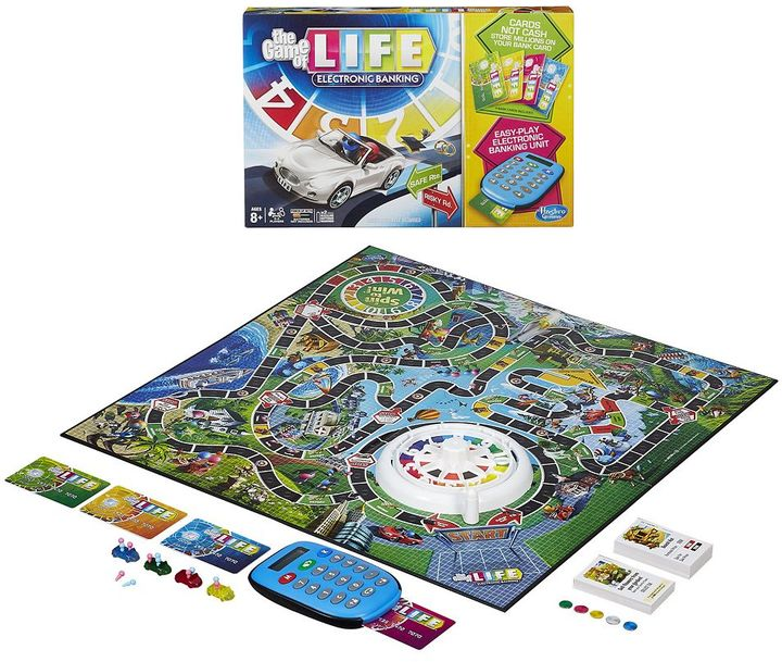 How To Play The Game Of Life Electronic Banking Instructions