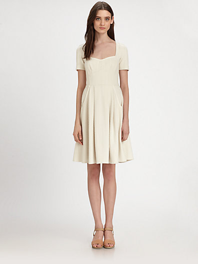 Marc by Marc Jacobs Gertie Textured Knit Dress