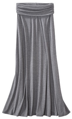 Merona Women's Convertible Knit Maxi Skirt - Assorted Colors