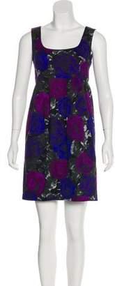 MICHAEL Michael Kors Mini Floral Dress