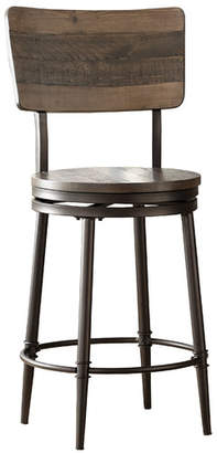 "Gracie Oaks Cathie 30"" Swivel Bar Stool"