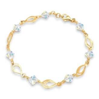 Goldhimmel 19.0 centimetres Sterling Silver 925 Bracelet