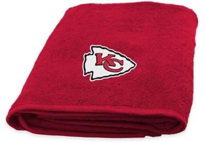 NFL Kansas City Chiefs Bath Towel