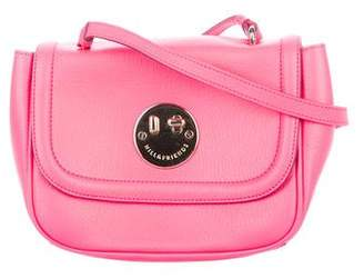 Hill & Friends Leather Crossbody Bag