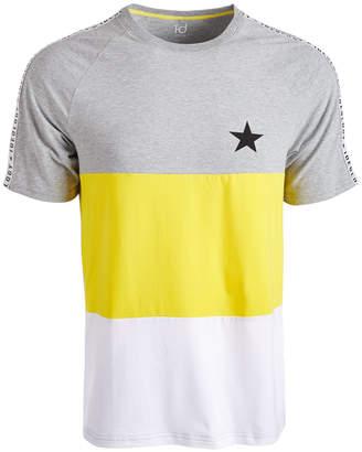 Ideology Id Men Colorblocked T-Shirt