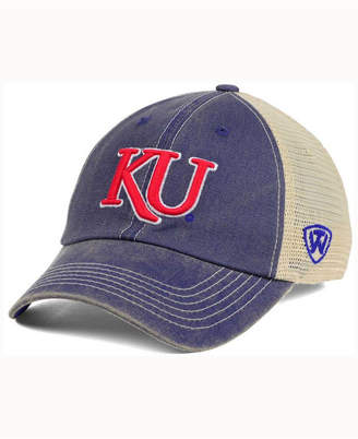 2ef6dc671ad ... at Macy s · Top of the World Kansas Jayhawks Wicker Mesh Cap