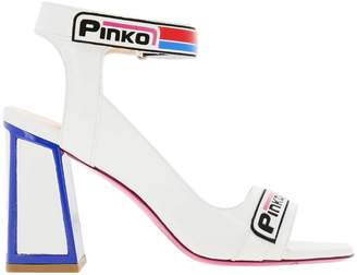 Pinko Heeled Sandals Shoes Women